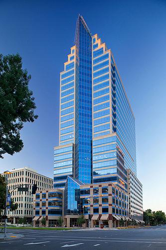 Building in Sacramento California